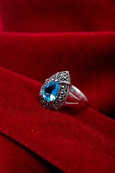 Ninova Silver Yüzük Renkli